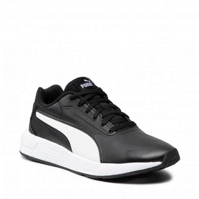 Sportcipő PUMA - Taper Sl Jr 374690 01 Puma Black/White/Puma White
