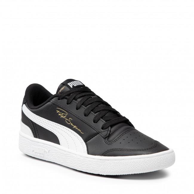 Sportcipő PUMA - Ralph Sampson Lo Jr 370919 01 Black/White/White