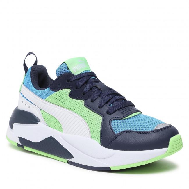 Sportcipő PUMA - X-Ray Jr 372920 08 Blue/White/Peacoat/Green