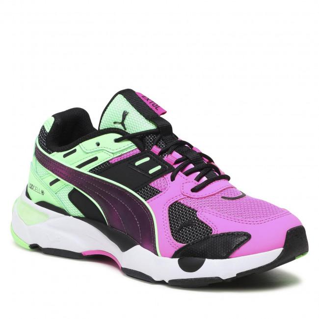 Sportcipő PUMA - LQD Cell Extol Old Circuits 374034 04 Puma Black/Luminos Pink