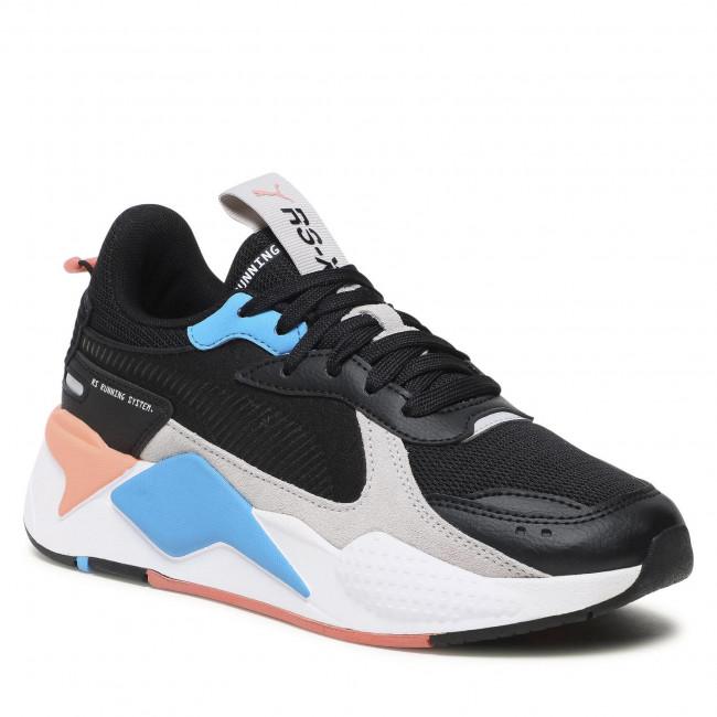 Sportcipő PUMA - Rs-X Monday Jr 374709 01 Puma Black/Dresden Blue