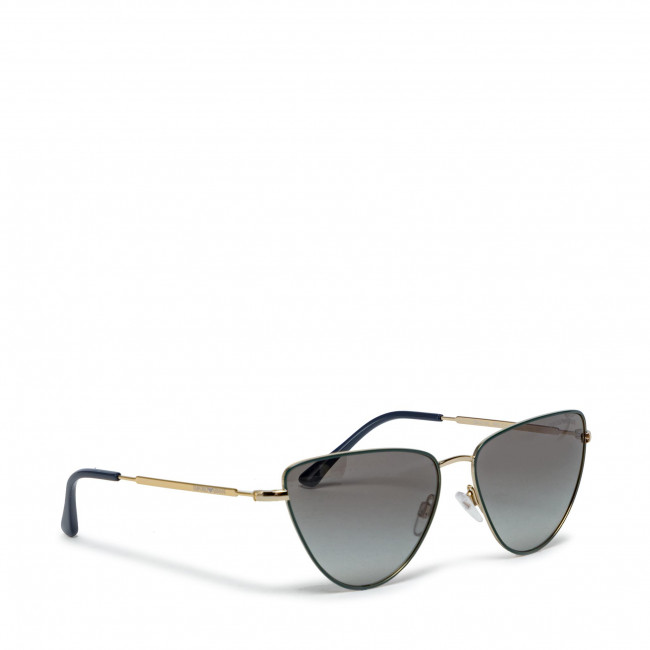 Napszemüveg EMPORIO ARMANI - 0EA2108 302111 Pale Gold/Gradient Grey