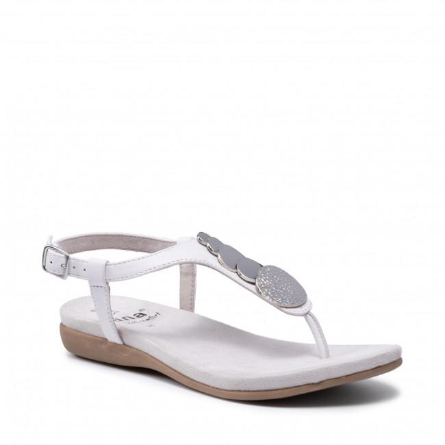 Szandál JANA - 8-28101-26  White 100