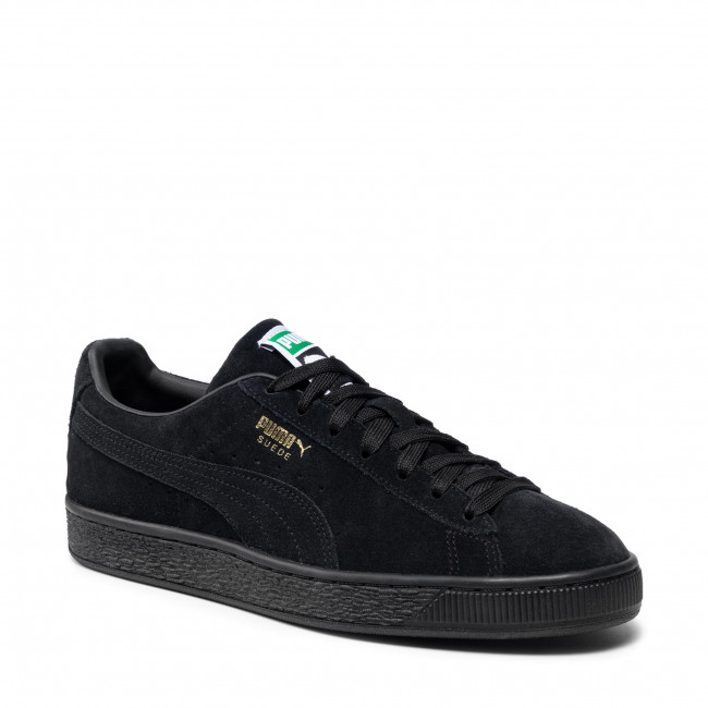 Sportcipő PUMA - Suede Classic XXI 374915 12 Puma Black/Puma Black