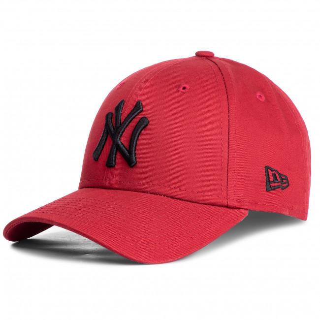 f778b0da7 Baseball sapka NEW ERA - League Essential 9F 11871474 Bordó