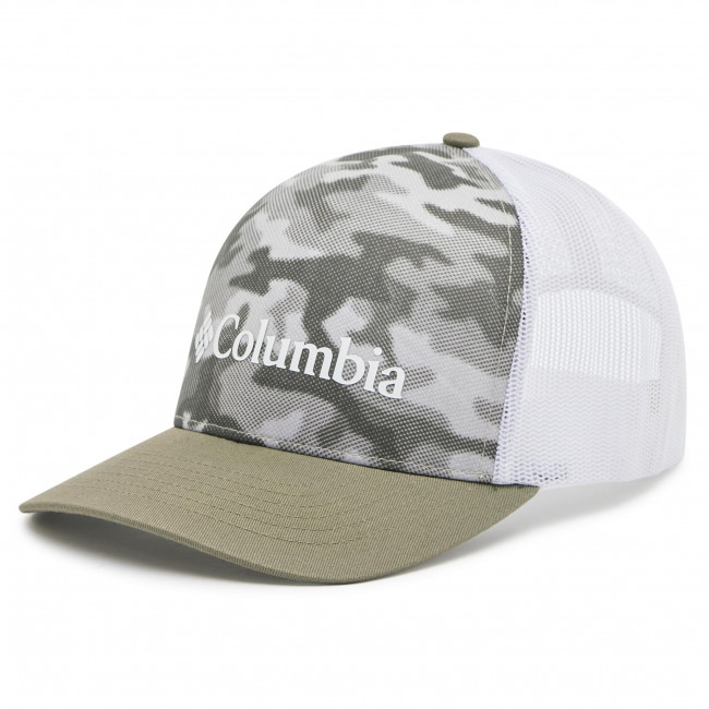 Baseball sapka COLUMBIA - Punchbowl Trucker 1934421 Ancient Fossil Spotted Camo Print 271