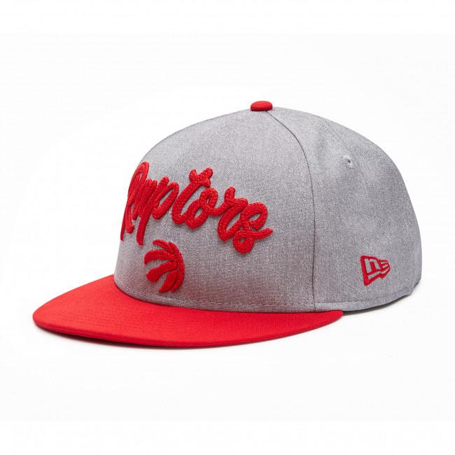 Baseball sapka NEW ERA - Nba20 Draft Em950 T 60012538 Piros Szürke