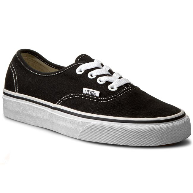 Teniszcipő VANS Authentic VN 0 EE3BLK Black