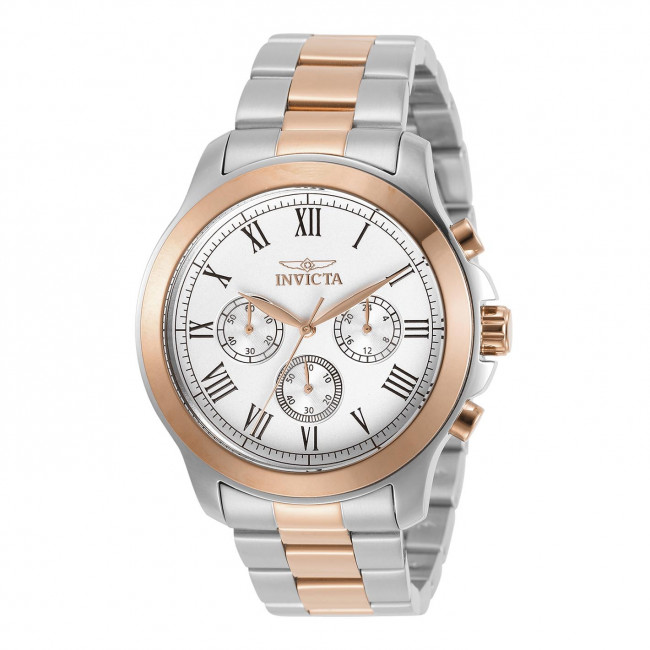 Karóra INVICTA WATCH - Specialty 21660 Silver/Rose Gold