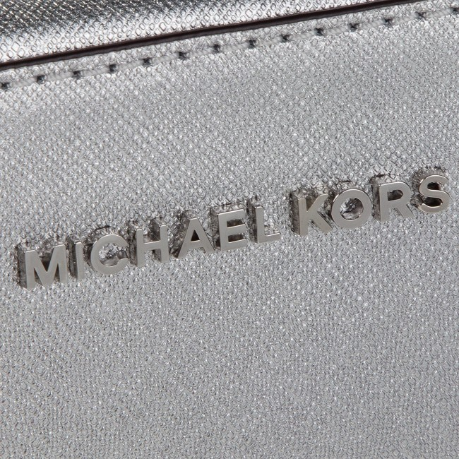 Táska MICHAEL MICHAEL KORS Jet Set Travel 32H5MTVC7M Pale