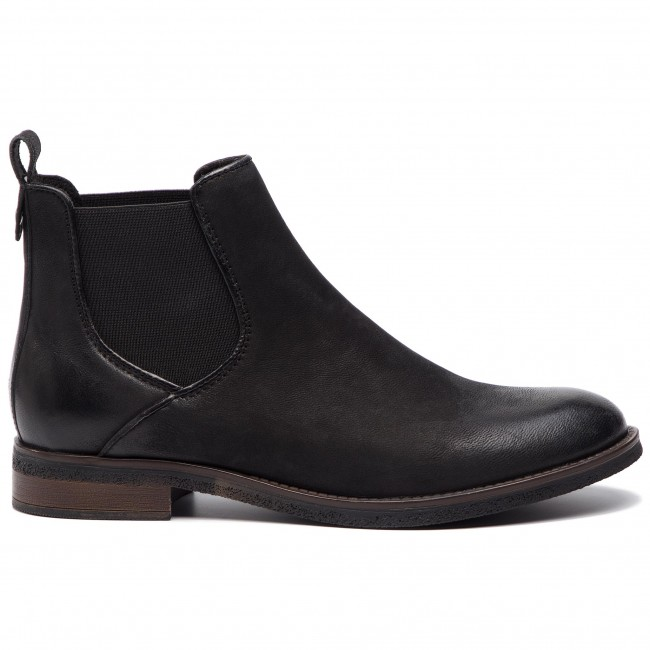 Magasított cipő LASOCKI WI23 DALIA 02 Fekete