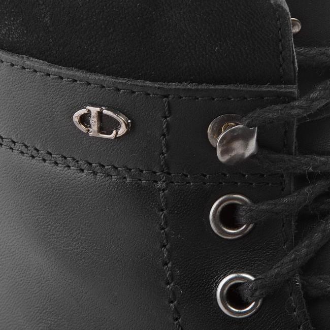 Magasított cipő LASOCKI WI20 SYRENA 02 Black