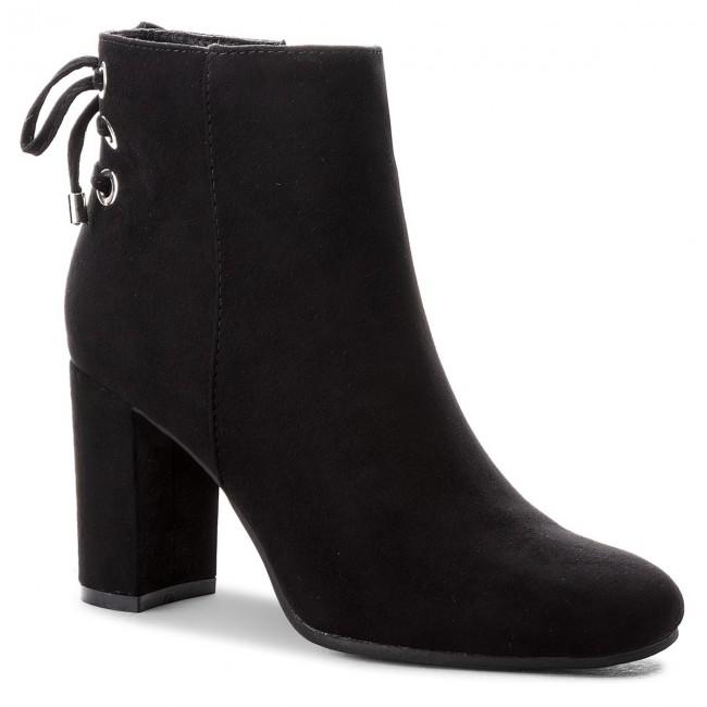 Magasított cipő JENNY FAIRY LS4175 07 Black