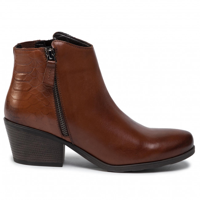 Magasított cipő LASOCKI RST CORIA 01 Brown