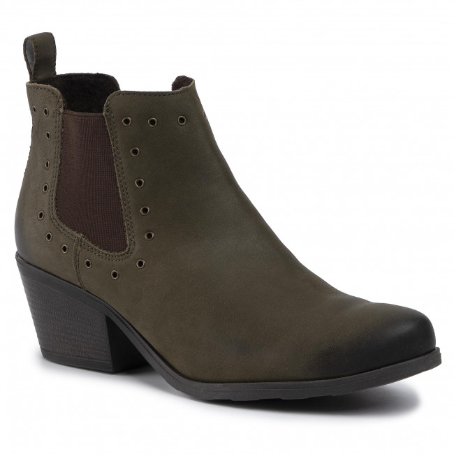 Magasított cipő LASOCKI RST CORIA 03 Green