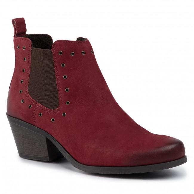 Magasított cipő LASOCKI RST CORIA 03 Red