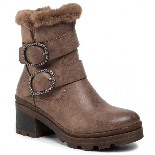Magasított cipő JENNY FAIRY WS2861 01 Beige