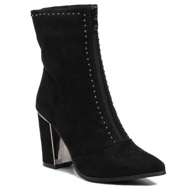 Magasított cipő DEEZEE WSD1915 01 Black