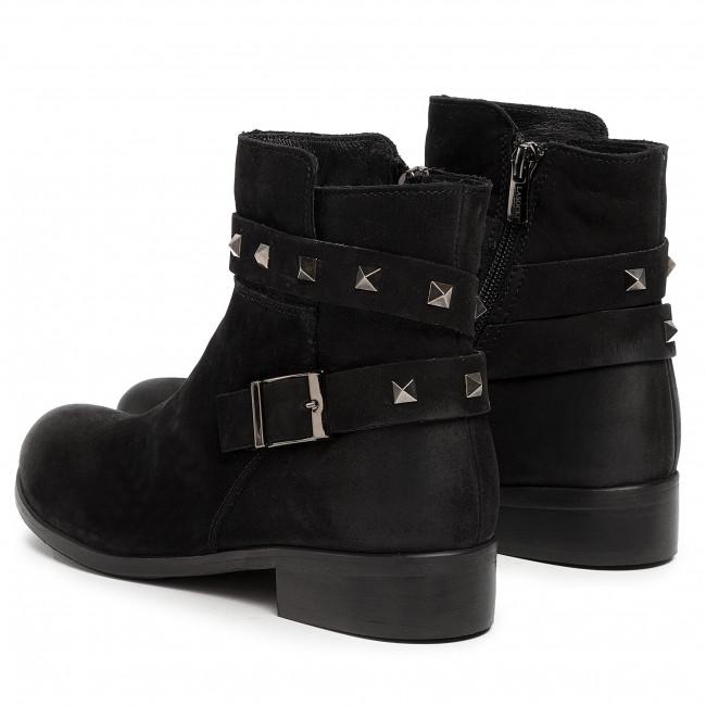 Magasított cipő LASOCKI 70090 15 Black