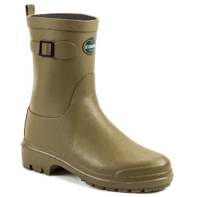 Gumicsizmák LE CHAMEAU - Low Boot II BCB1847 Zöld