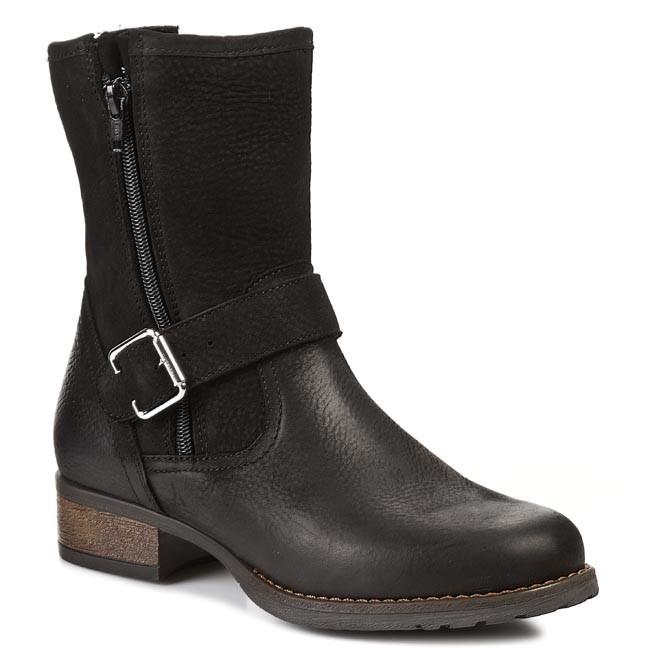 Magasított cipő LORETTA VITALE - 27003  Black