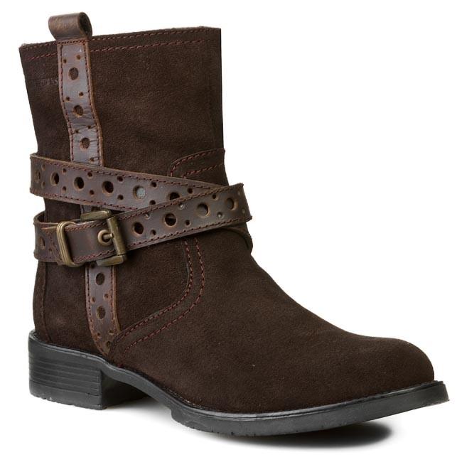 Magasított cipő XTI - 29378 Brown