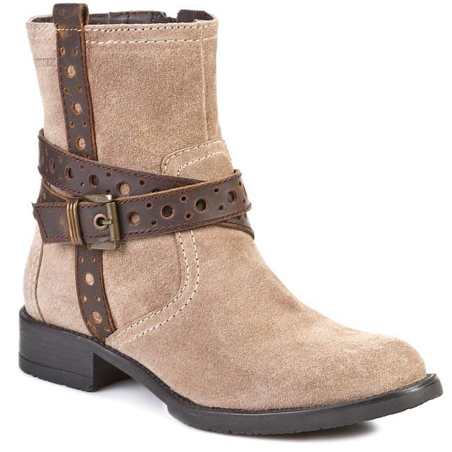Magasított cipő XTI - 29378 Taupe