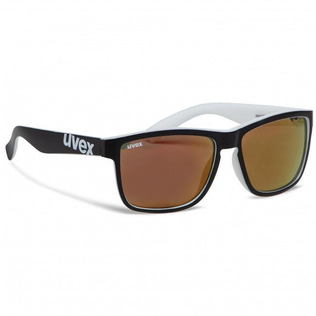 Napszemüveg UVEX - Lgl 39 S5320122816 Black Mat White