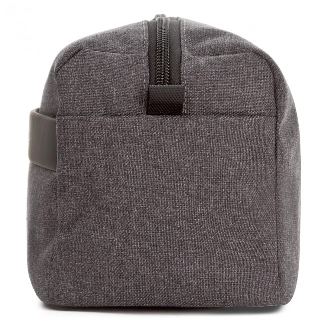 Tervező Kiegészítők & Táskák Smink táskák  PORSCHE DESIGN - Cargon 3.0 Washbag 4090002567  Dark Grey 802 - Szövet - Smink táskák és sminkdobozok - Kiegészítők 2ZgMqthe