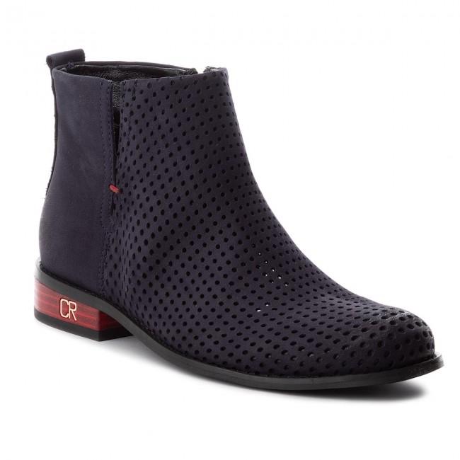 Magasított cipő CARINII B4342M K59 000 000 C97