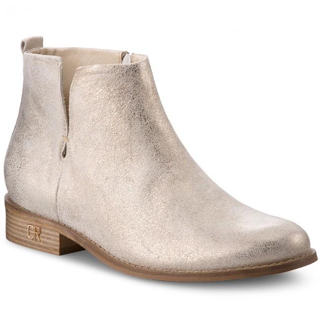 Magasított cipő CARINII B4342 F76 000 000 C97