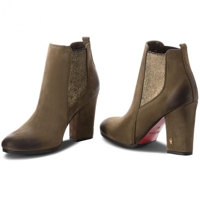 Magasított cipő CARINII B4594 I43 000 PSK D09
