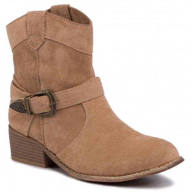 Magasított cipő DEEZEE WS8991 05 Beige
