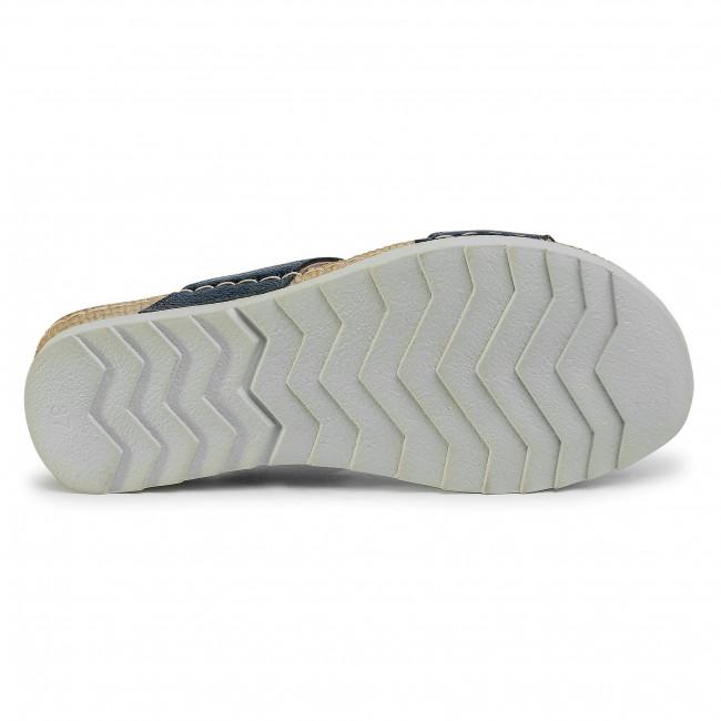 Papucs INBLU - OF55EJ01 Cobalt Blue - Hétköznapi papucsok - Papucsok - Papucsok és szandálok - Női