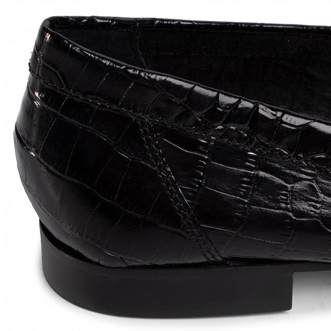 Félcipő GINO ROSSI - A43547 Black - Lapos - Félcipő - Női