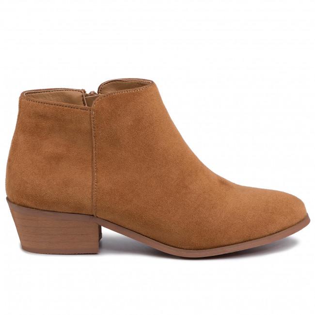 Magasított cipő DEEZEE WS300703 01 Camel