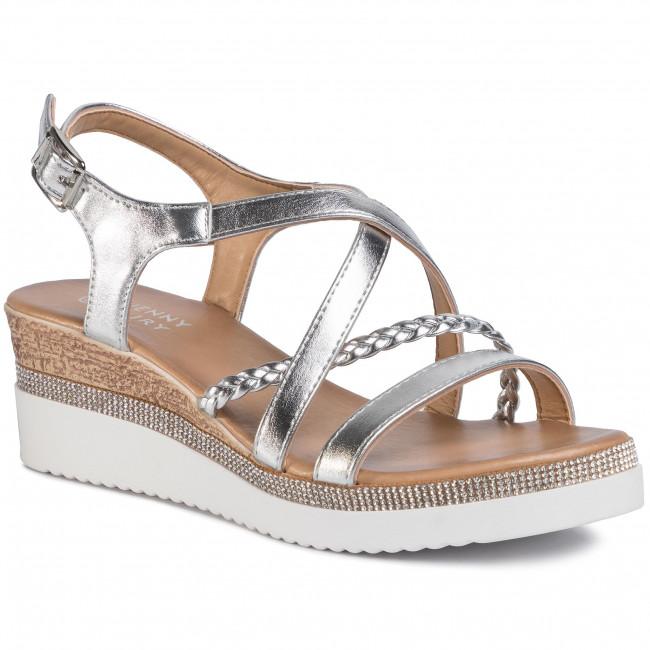 Szandál Jenny Fairy WS2189 01 FEHÉR Női Cipők Szandálok