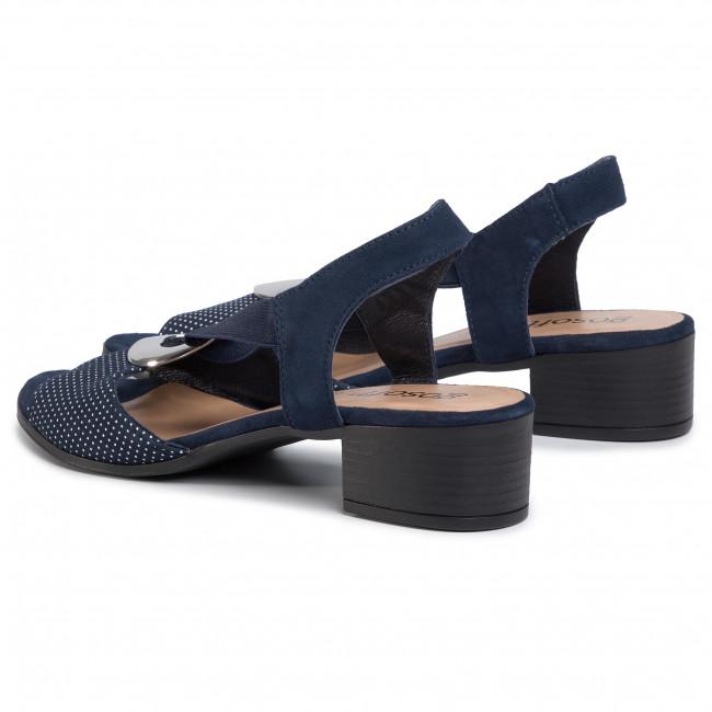 Szandál GO SOFT - EST-RED-03 Cobalt Blue - Hétköznapi szandálok - Szandálok - Papucsok és szandálok - Női