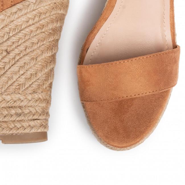 Megbízható Női Cipők Espadrilles DEEZEE - GH-REBBLE-02 Camel - Espadrilles - Papucsok és szandálok - Női 6052bl8f