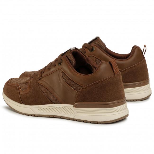 Sportcipő LANETTI - MP07-91299-05 Brown - Sneakers - Félcipő - Férfi