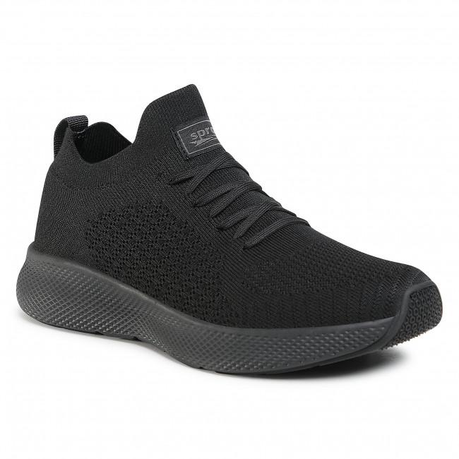 Cipő SPRANDI - WP07-01421-01 Black