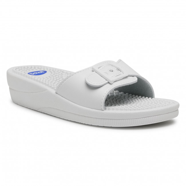 Papucs SCHOLL - New Message 1065 F20054 White