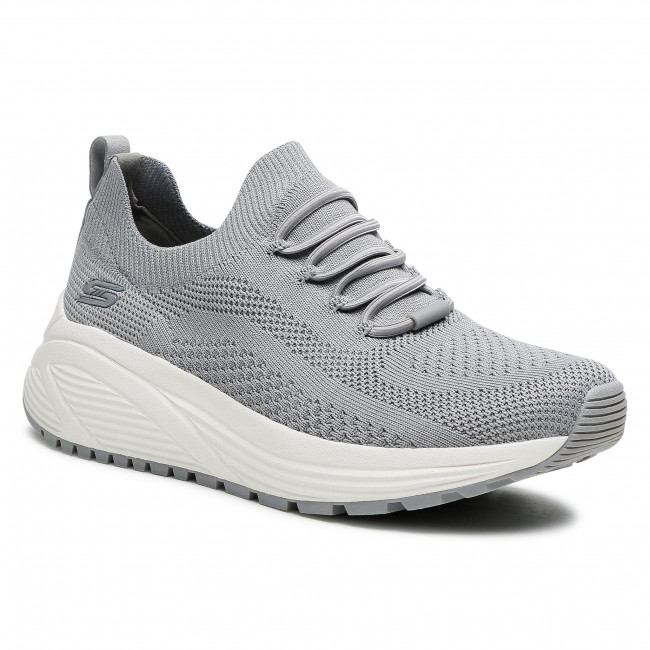 Cipő SKECHERS - 117027 GRY Grey
