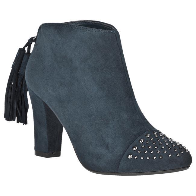 Magasított cipő CLARKS - Kankan Buzz 20356938 4 Midnight