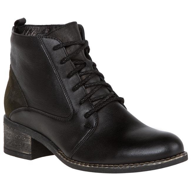 Magasított cipő MACIEJKA - 01074-01 00-3 Beetle