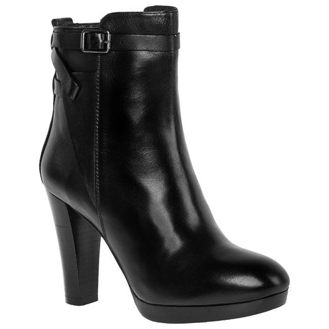 Magasított cipő BRUNO PREMI - R1304 Nero