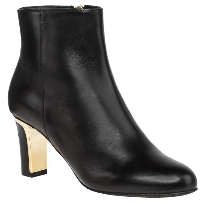 Magasított cipő GINO ROSSI - DBF497-D57-0900-9900-0 Fekete