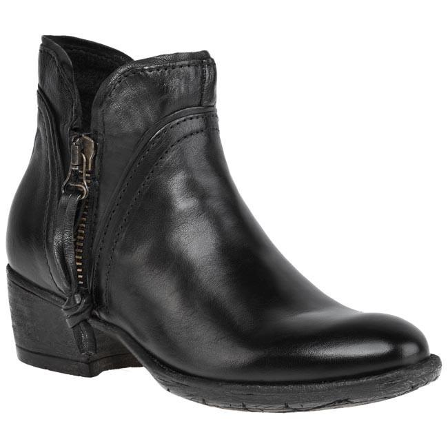 Magasított cipő VENEZIA - 157201 Nero