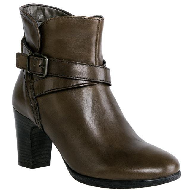 Magasított cipő TAMARIS - 1-25012-21 Cognac 305