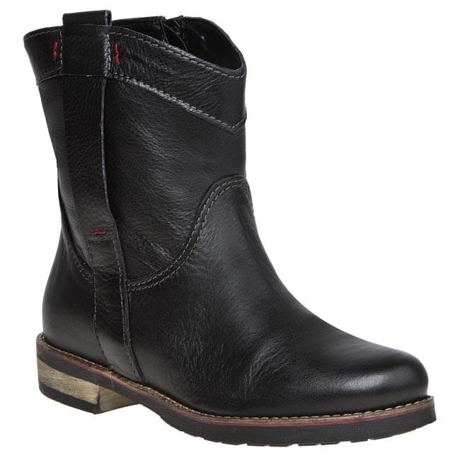 Magasított cipő SENSO - 1180 Fekete